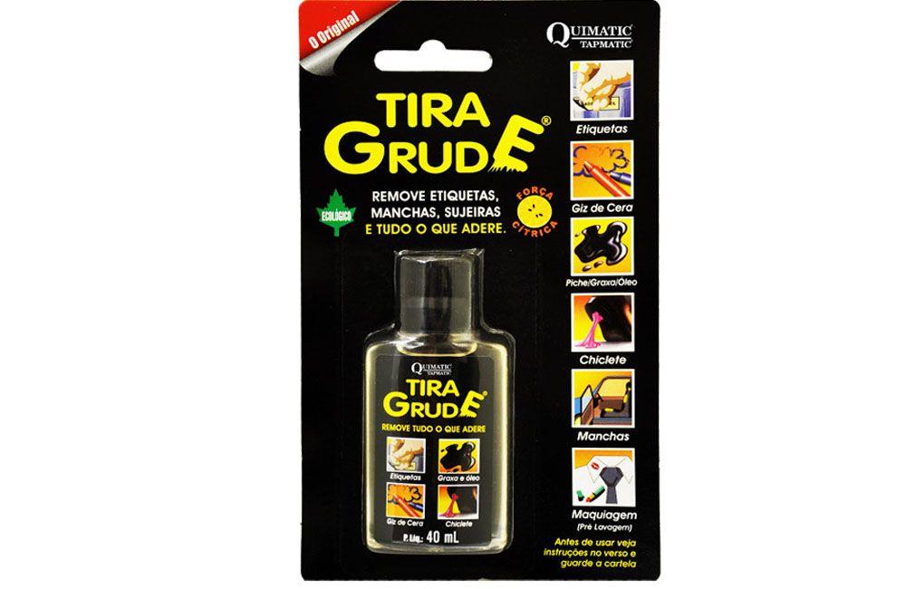 Tira Grude Frasco 40ml Quimatic - TAPMATIC