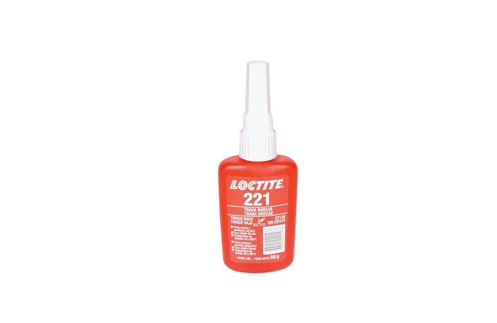 Trava Rosca Anaeróbica de 50 gramas 221 - Loctite