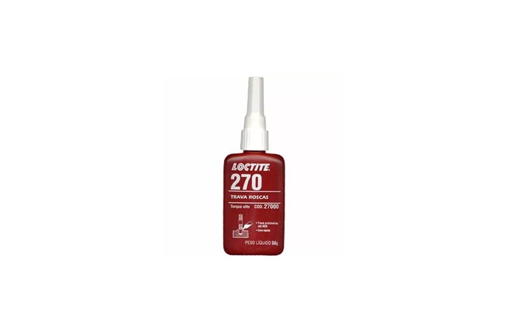 Trava Rosca Anaeróbica de 50 gramas 270 - Loctite