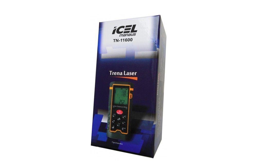 Trena a Laser 60 Metros TN-1160 - ICEL