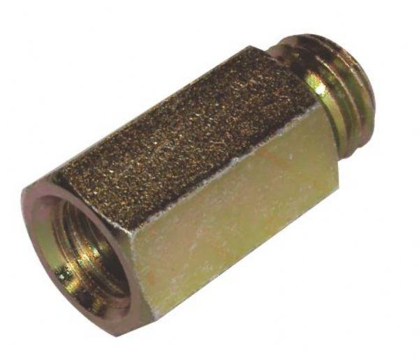 Adaptador para Politriz e Lixadeira (Esmerilhadeira) Rosca Fêmea 14mm Macho 5/8 - LUB-5D2