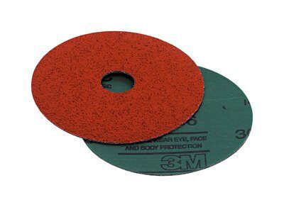 Disco de Lixa 4.1/2 Gr. 80 com 10un.