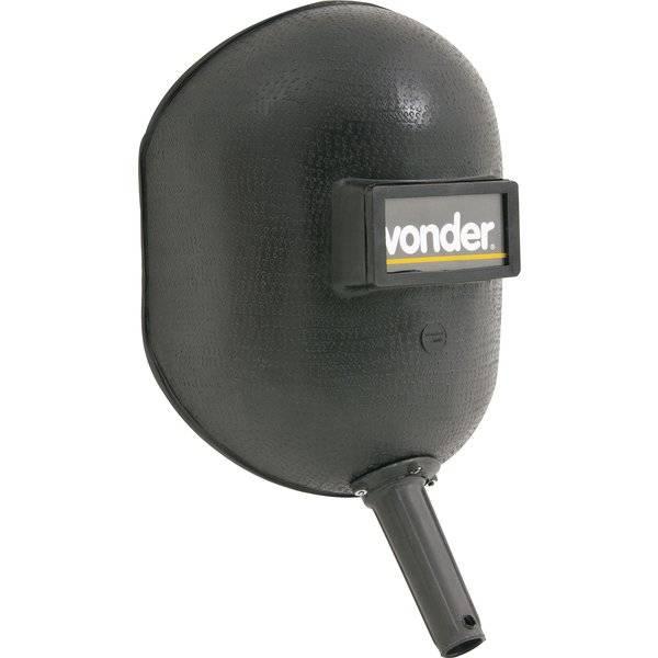 Máscara para solda tipo escudo - VD 620 Vonder