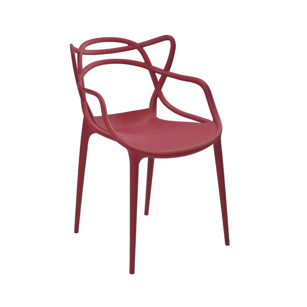 Cadeira Allegra Cereja D'Rossi