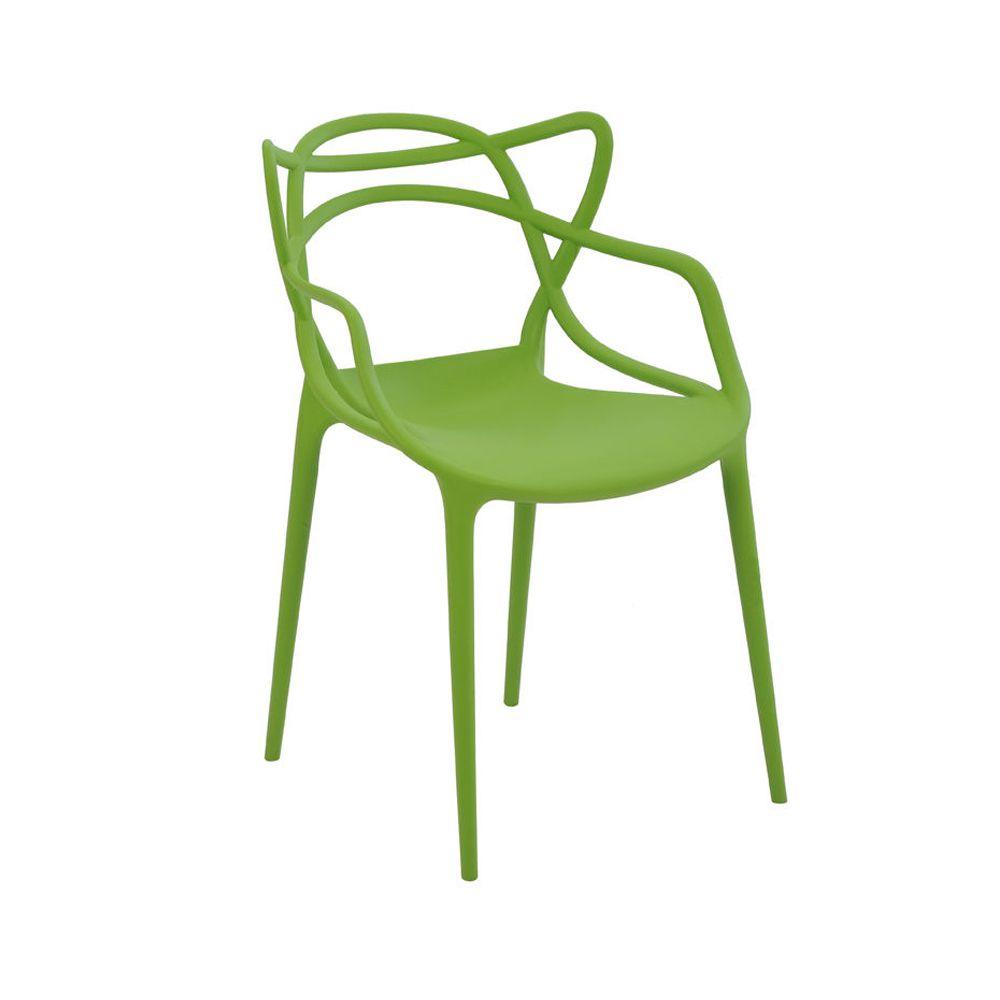 Cadeira Allegra Verde D'Rossi