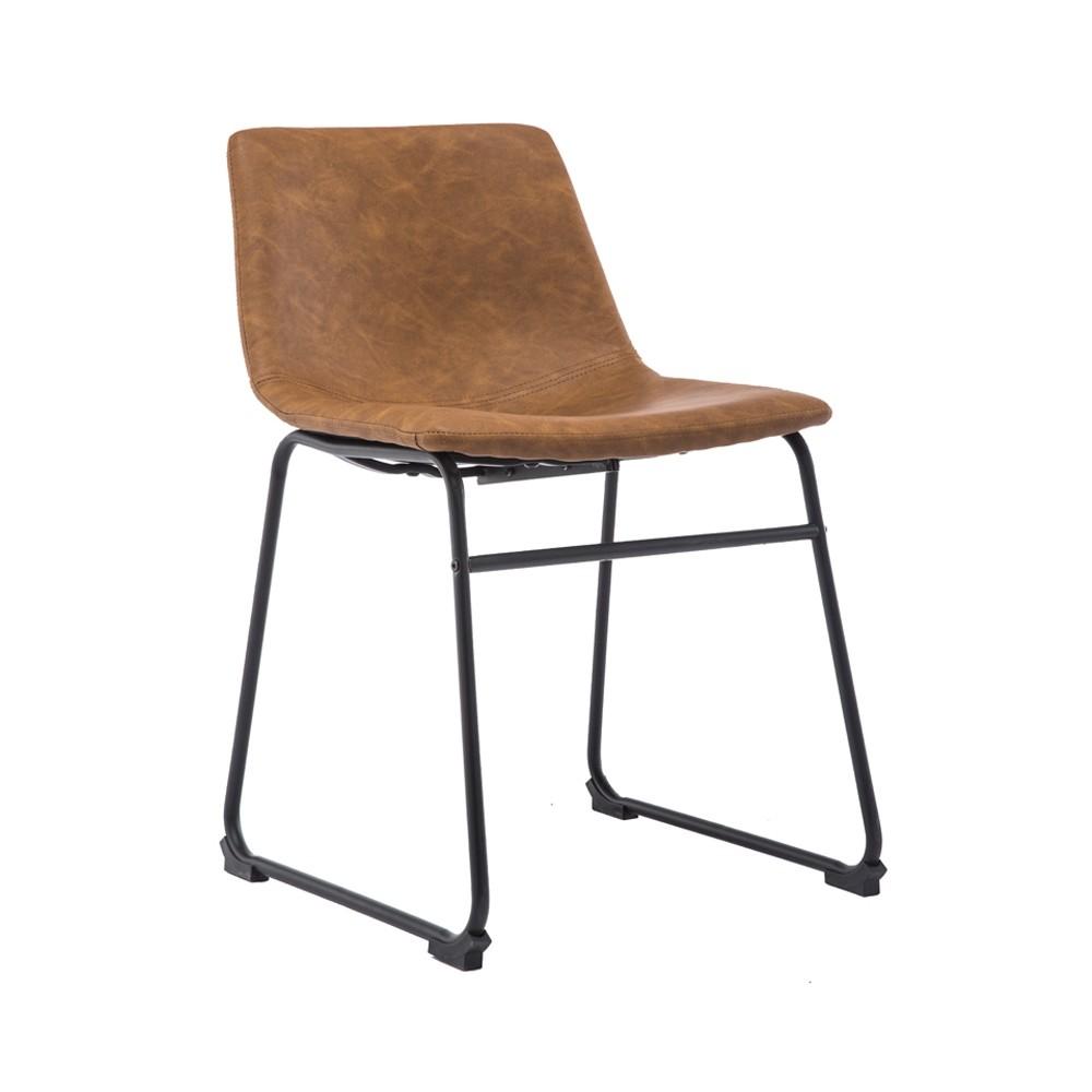 Cadeira Bruna Marrom D'Rossi