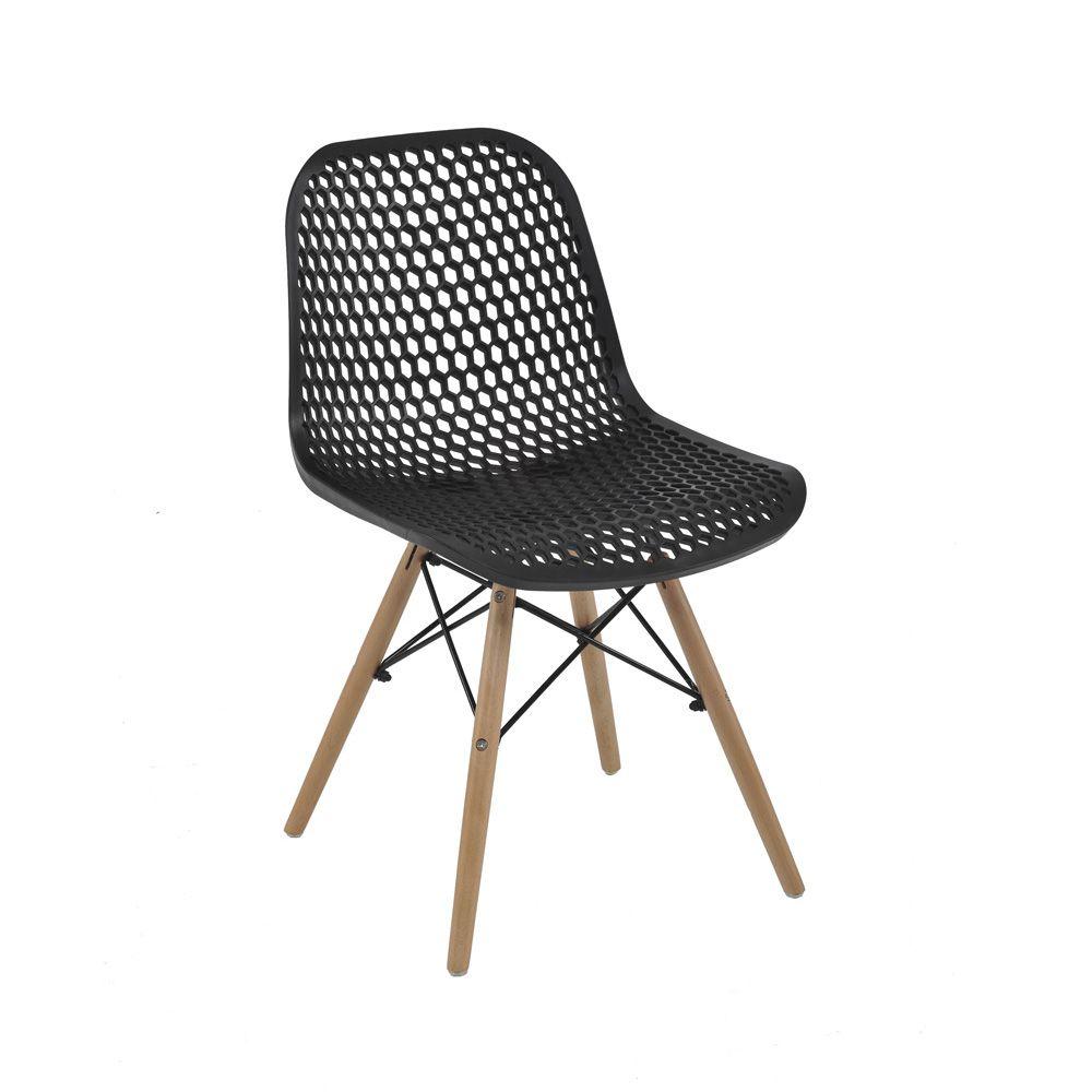Cadeira Eloísa Preto D'Rossi