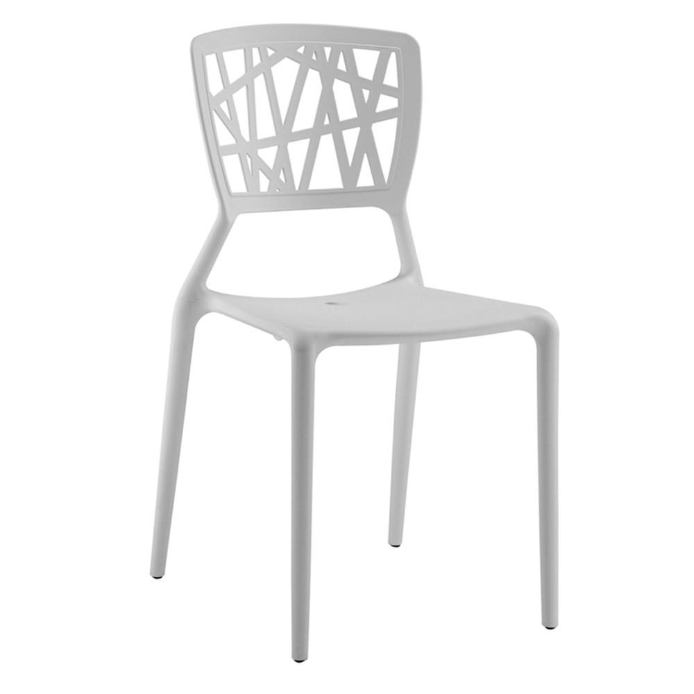 Cadeira Melissa Branco D'Rossi