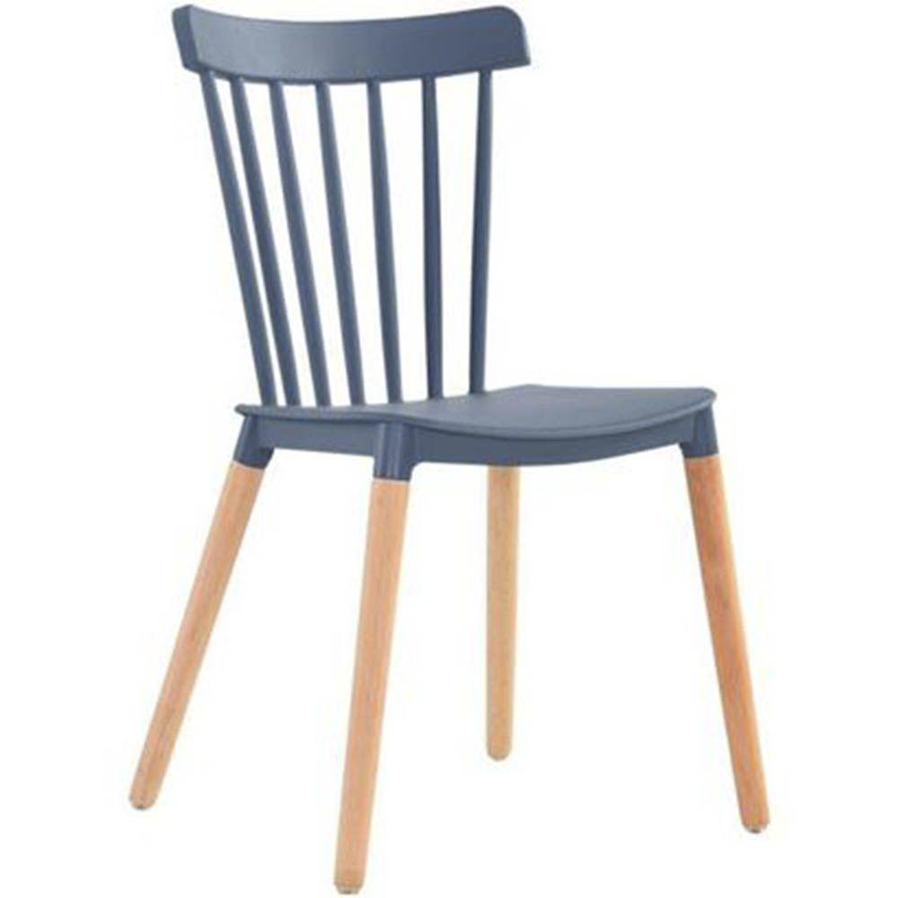 Cadeira Tóquio Sala de Jantar Cinza D'Rossi