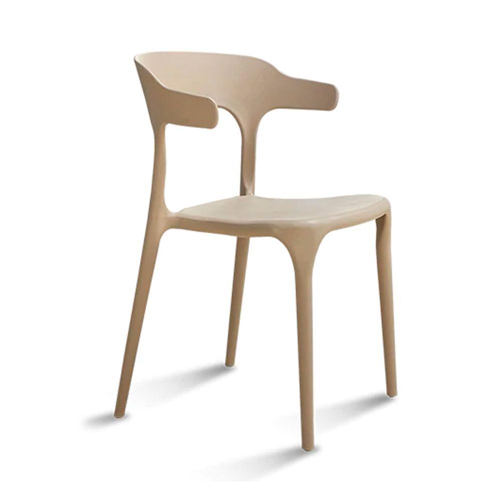 Cadeira Viena Sala de Jantar Nude - D'Rossi