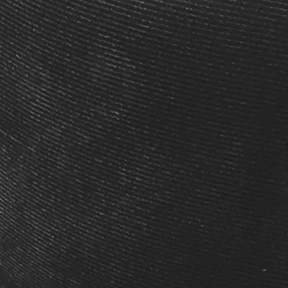 Calçadeira com Baú Londres 90 cm Suede Preto D'Rossi