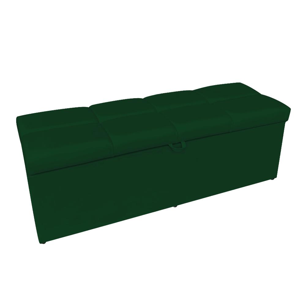 Calçadeira Nina 0,90 cm Suede Verde D'Rossi