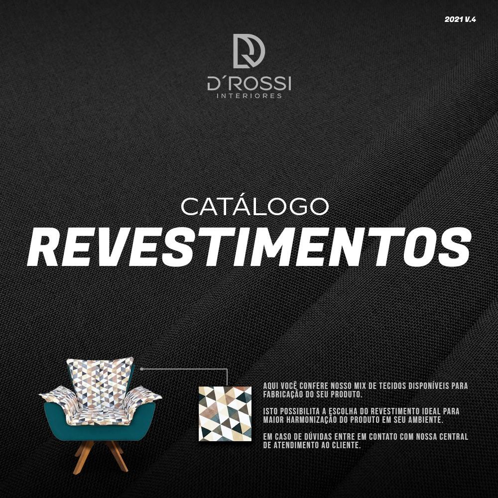 Catálogo de Tecidos e Cores para Poltronas e Puffs - D'Rossi