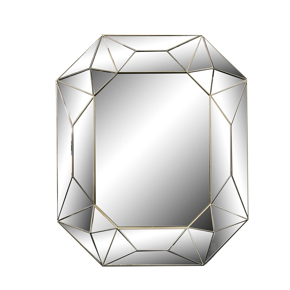 Espelho Decorativo Prata