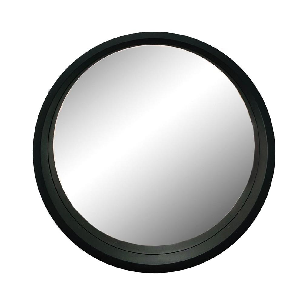 Espelho Decorativo Preto Niche 50X50X7CM - D'Rossi