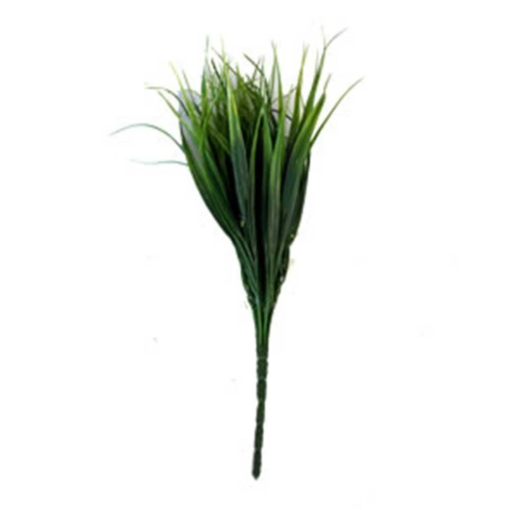 Folhagem Artificial Grass Verde 23cm - D'Rossi