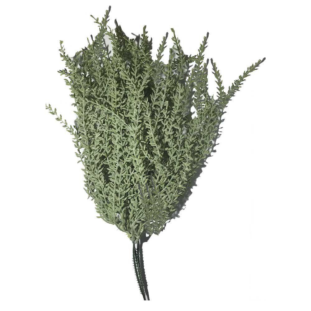 Folhagem Artificial Sedum de Pendurar Verde 45cm - D'Rossi
