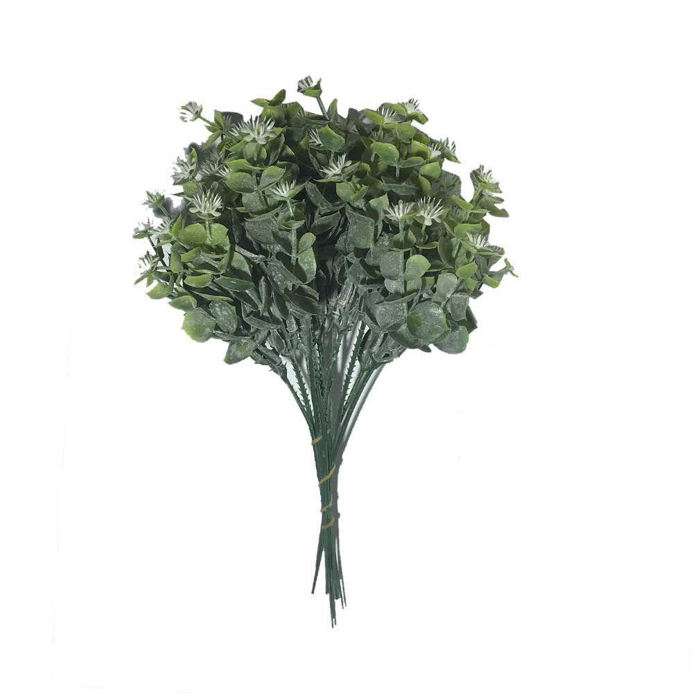 Folhagem Pick Flor Mini Com Powder - D'Rossi