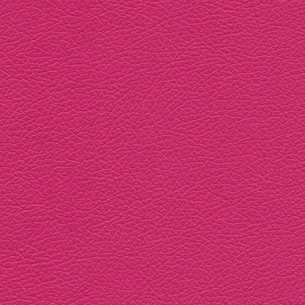 Kit 02 Poltronas Veronês Corino Pink Pés Palito Castanho D'Rossi