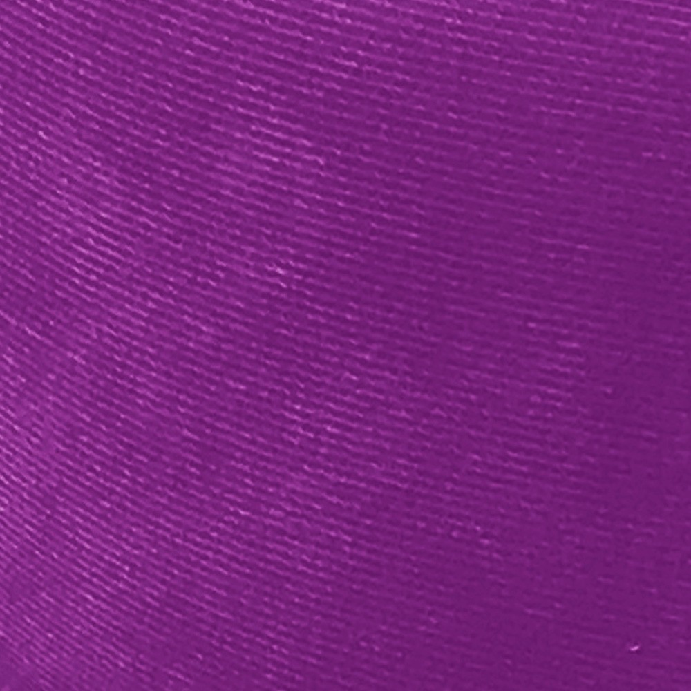 Kit 02 Puff Decorativo Julia Redondo Suede Roxo - D'Rossi