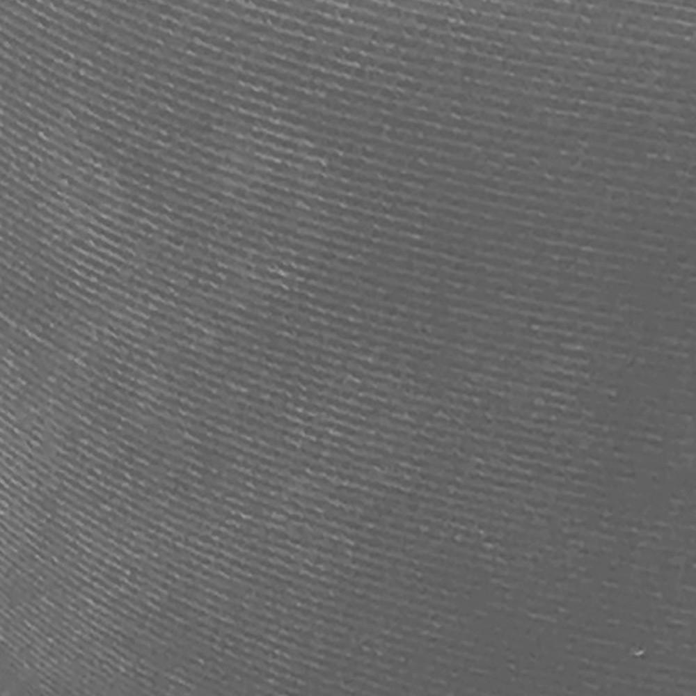 Kit 02 Puff Retrô Luis XV Capitonê Suede Grafite - D'Rossi