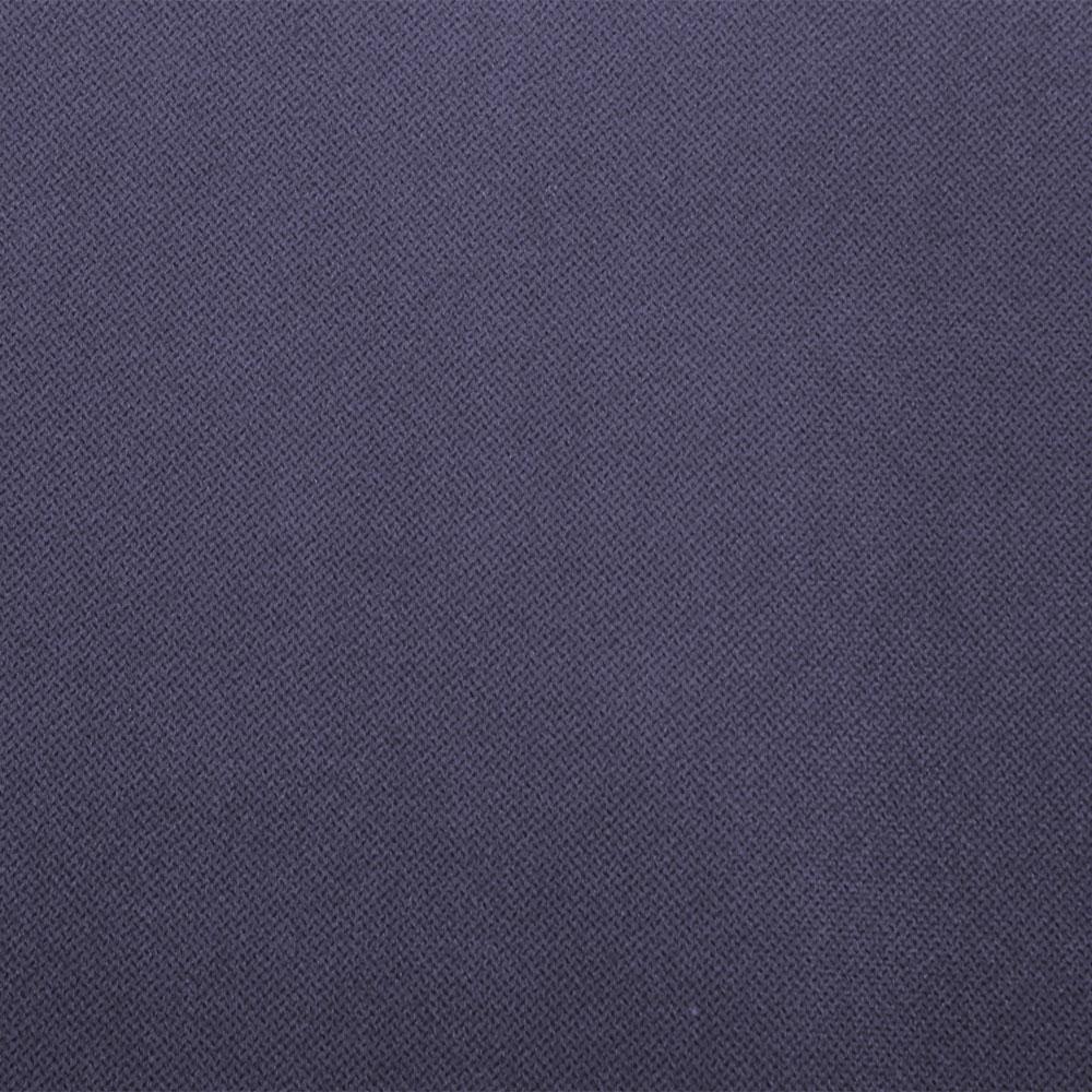 Poltrona Dora Suede Malha Azul Meia Noite A01 Pés Palito Castanho D'Rossi