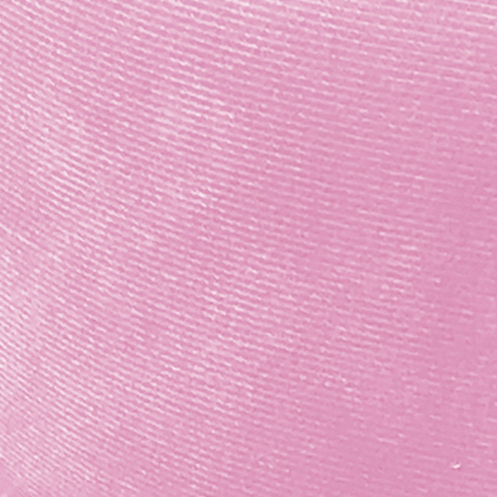 Poltrona Opala Estampado Preto Escrito D62 e Suede Rosa Bebê Pés Palito Castanho D'Rossi