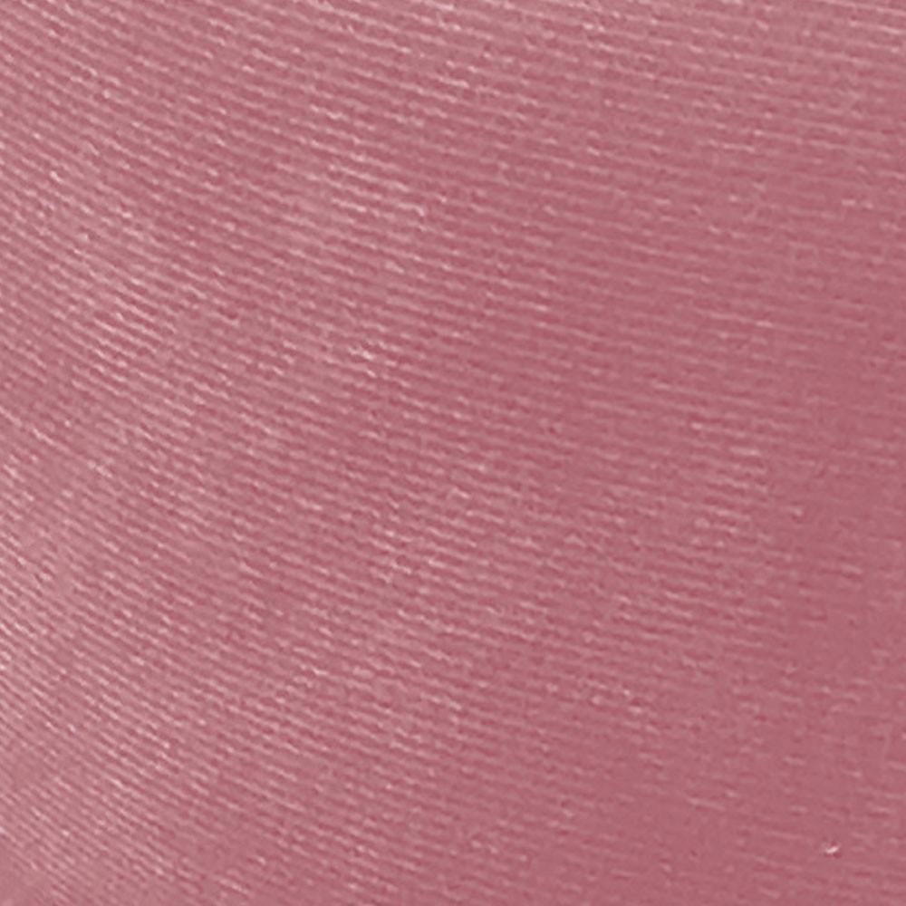 Poltrona Opala Estampado Preto Escrito D62 e Suede Rose Pés Palito Castanho D'Rossi