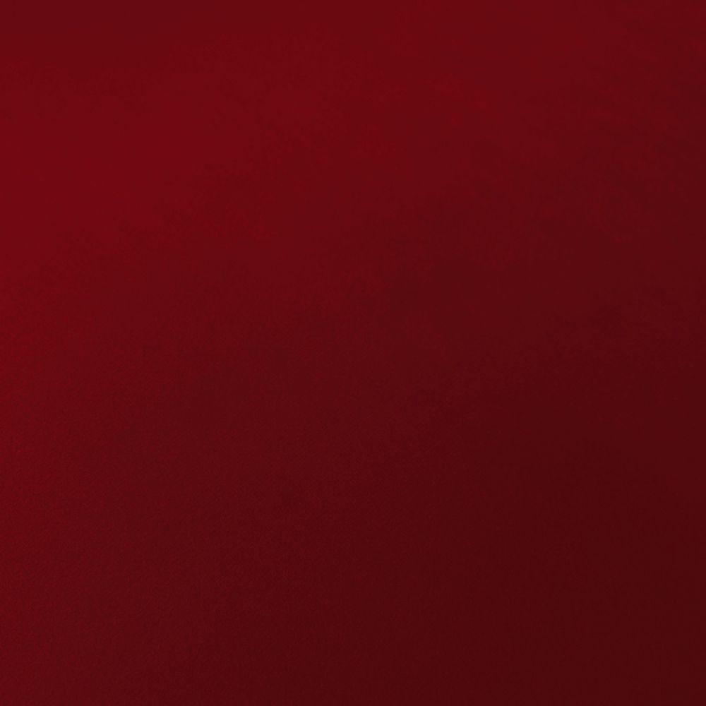 Poltrona Opala Folhas D68 e Veludo Vermelho Pés Palito Castanho D'Rossi