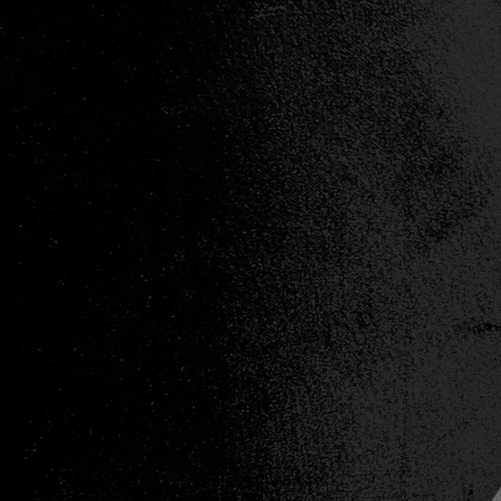 Puff Baú Retrô Luis XV Acetinado Preto - D'Rossi
