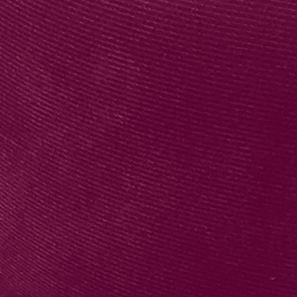 Puff Baú Retrô Luis XV Suede Vinho - D'Rossi