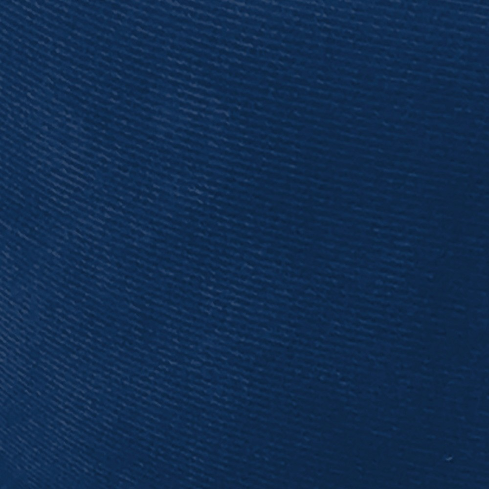 Puff Decorativo Julia Redondo Suede Azul Marinho - D'Rossi