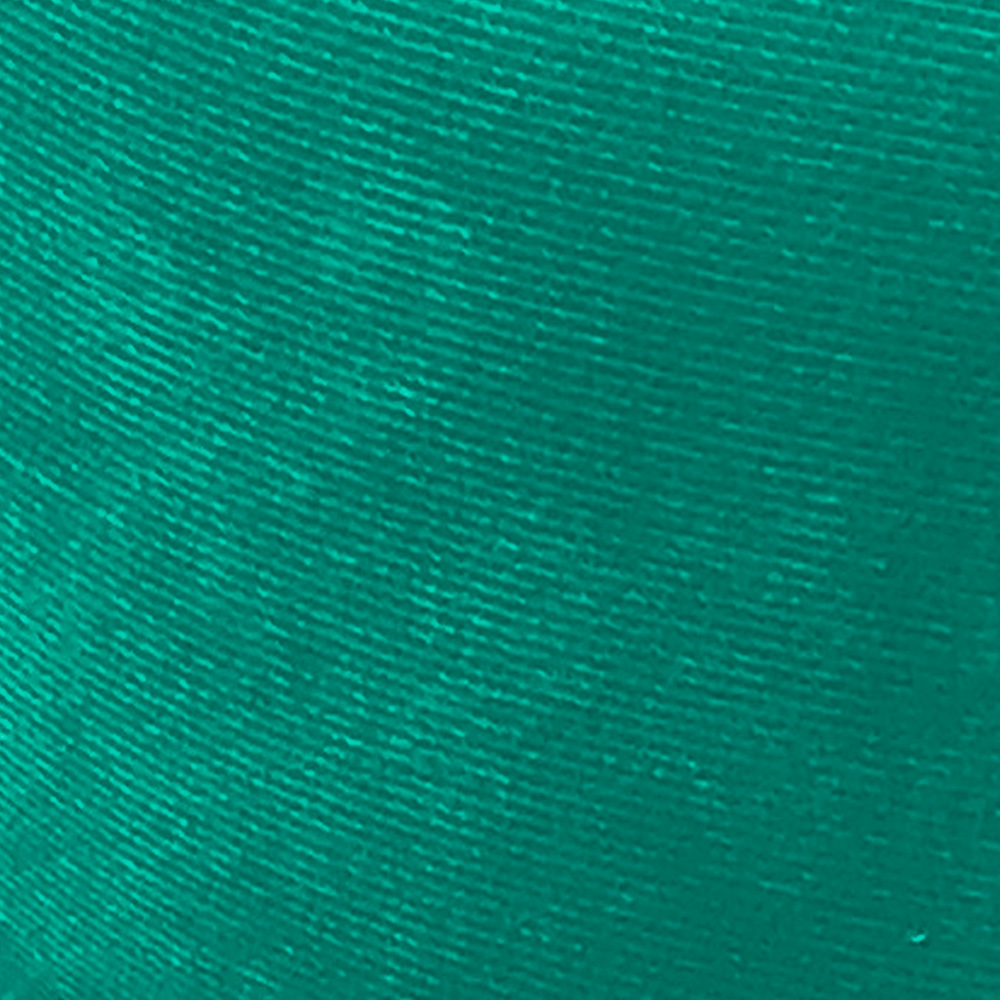 Recamier Barcelona Namoradeira Suede Verde Turquesa - D'Rossi