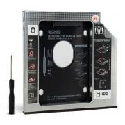 Adaptador Caddy de 9,5 mm para HD Sata 2,5