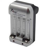 Carregador de Pilhas AA E AAA de 240MA 100/240V 50/60HZ KNUP KP509