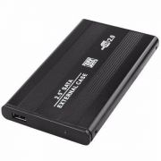 Case USB 2.0 p/ HD de 2,5