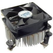 Cooler para Processador Intel 775 com Fixação por Presilhas - Modelos Diversos