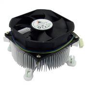Cooler para Processador Intel 775 com Fixação por Parafusos - Modelos Diversos