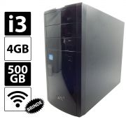Desktop Positivo Sim+  Core I3-3220 - 4Gb -500GB HD