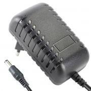Fonte Chaveada 12v 3a Plug P4 5,5x2,5mm Bivolt LE-0174