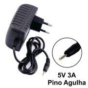 Fonte Chaveada 5v 3a Pino Agulha Plug 2.5mm Bivolt Xtrad XT-6011