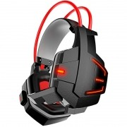 Headphone Gamer c/ Microfone e LEDs Coloridos Infokit GH-X20