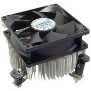 KIT 4 x Cooler para Processador Intel 775 AVC Quadrado