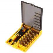 Kit Jogo de Chaves de Precisão com 45 peças Telijia TE-6089C