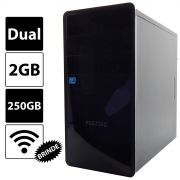 PC POSITIVO Unique K2080 Celeron G530 2Gb 250Gb DVD - Reembalado