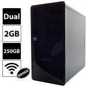 PC POSITIVO Unique K2080 Celeron G530 2Gb 250Gb DVD - Reembalado
