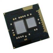 Processador Notebook Intel i3-370M 3M Cache / 2.40 GHZ / 2.5 GT/s DMI - Seminovo