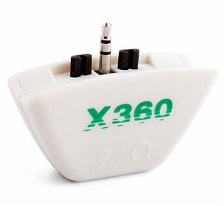 Adaptador de Headset para Controle do Xbox 360 TYX-018B