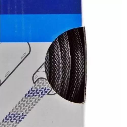 Cabo HDMI 1.4 20 Metros Blindado com Malha e Filtro Exbom CBX-H200CM
