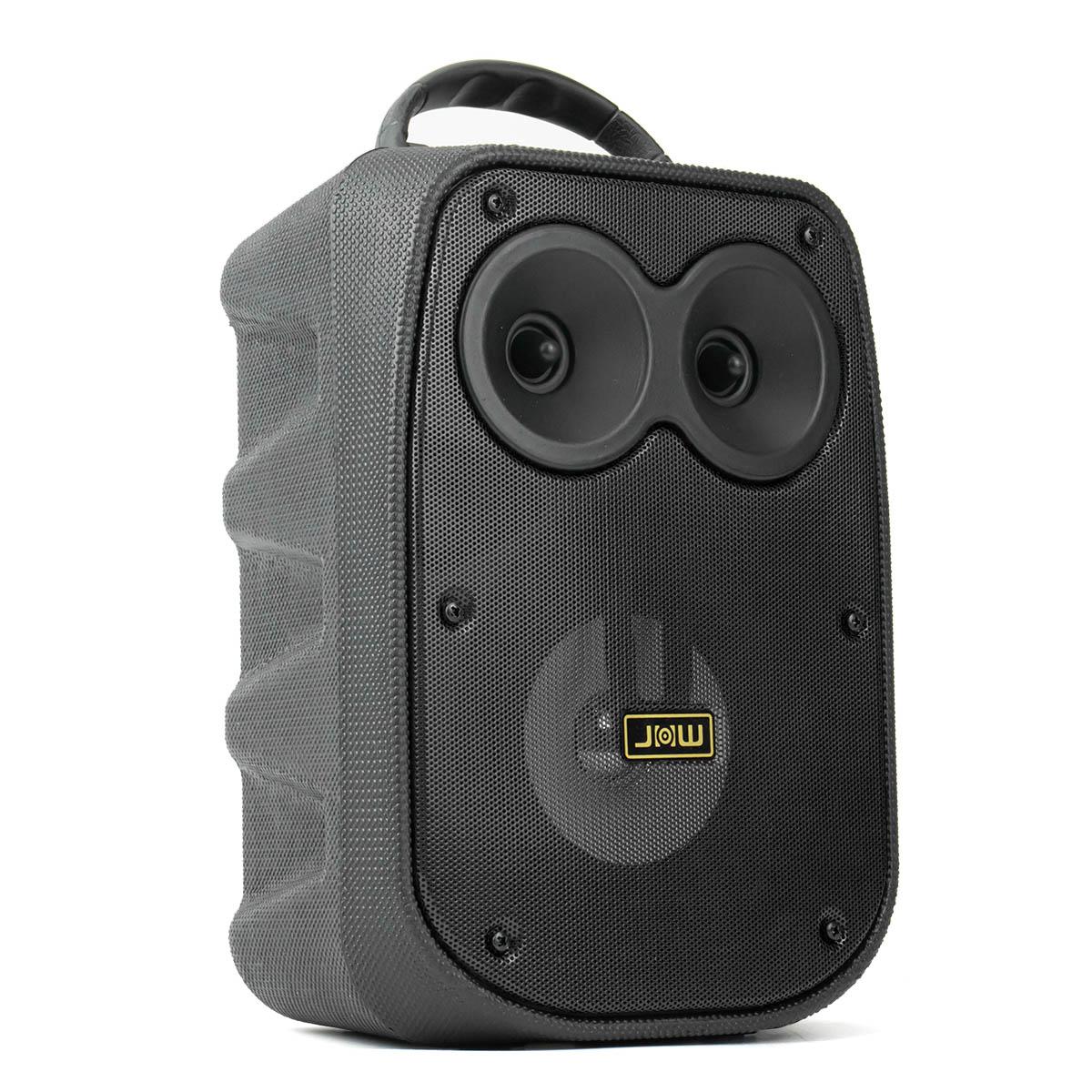Caixa de Som Bluetooth Multimídia Portátil 3 Watts RMS JHW CS-26